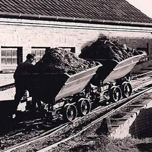 Rohstoffe Transport - Historie