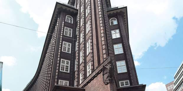 Objektbild Klinker Chilehaus Hamburg