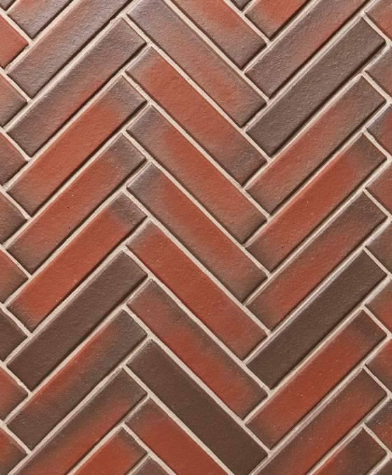 Bunt 04 mit Fase hochkant verlegt 200x100x45