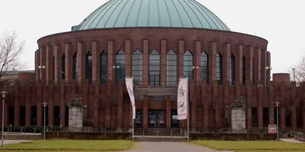 Objektbild Tonhalle Düsseldorf